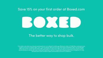 Boxed Wholesale TV Spot, 'Paper Towels: Save 15%' - Thumbnail 10