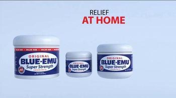 Blue-Emu Super Strength TV Spot, 'Three Convenient Sizes' - Thumbnail 4