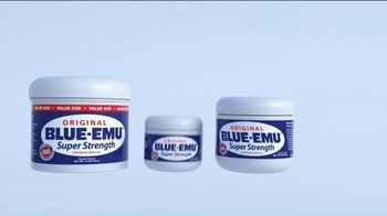 Blue-Emu Super Strength TV Spot, 'Three Convenient Sizes' - Thumbnail 6