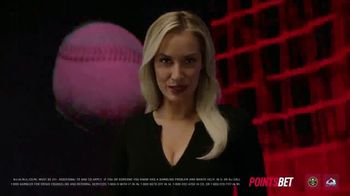 PointsBet TV Spot, 'It Pays to Be Fast' Featuring Paige Sprianac