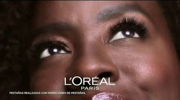 L'Oreal Paris Voluminous Mascara TV Spot, 'Lee mis ojos' con Viola Davis [Spanish] - Thumbnail 8