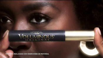 L'Oreal Paris Voluminous Mascara TV Spot, 'Lee mis ojos' con Viola Davis [Spanish] - Thumbnail 3
