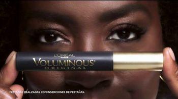 L'Oreal Paris Voluminous Mascara TV Spot, 'Lee mis ojos' con Viola Davis [Spanish] - Thumbnail 4