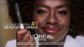 L'Oreal Paris Voluminous Mascara TV Spot, 'Lee mis ojos' con Viola Davis [Spanish] - Thumbnail 5
