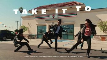 7-Eleven TV Spot, 'Take It to Eleven With Morning Coffee' Song by Selectric - Thumbnail 9