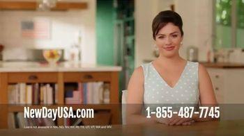 NewDay 100 VA Cash Out Loan TV Spot, 'Veteran Homeowners: Borrow Up to 100%' - Thumbnail 1