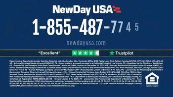 NewDay 100 VA Cash Out Loan TV Spot, 'Veteran Homeowners: Borrow Up to 100%' - Thumbnail 10