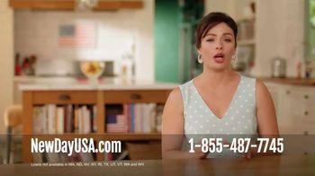 NewDay 100 VA Cash Out Loan TV Spot, 'Veteran Homeowners: Borrow Up to 100%' - Thumbnail 2