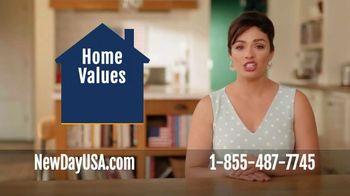 NewDay 100 VA Cash Out Loan TV Spot, 'Veteran Homeowners: Borrow Up to 100%' - Thumbnail 3