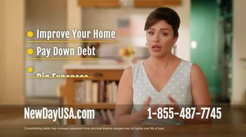NewDay 100 VA Cash Out Loan TV Spot, 'Veteran Homeowners: Borrow Up to 100%' - Thumbnail 7
