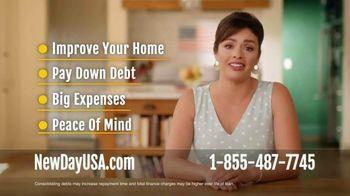 NewDay 100 VA Cash Out Loan TV Spot, 'Veteran Homeowners: Borrow Up to 100%' - Thumbnail 8