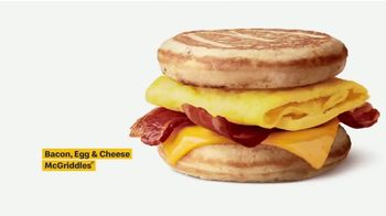 McDonald's Buy One, Get One for $1 TV Spot, 'Say Yes to Breakfast' - Thumbnail 3