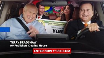 Publishers Clearing House TV Spot, 'Last Chance: 1 Day Left' Featuring Terry Bradshaw - Thumbnail 1