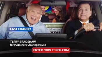 Publishers Clearing House TV Spot, 'Last Chance: 1 Day Left' Featuring Terry Bradshaw - Thumbnail 3