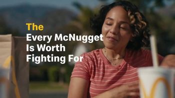McDonald's Chicken McNuggets TV Spot, 'Worth Fighting For' - Thumbnail 5