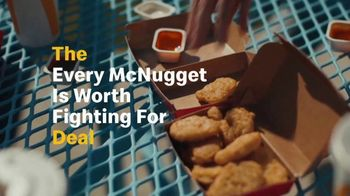 McDonald's Chicken McNuggets TV Spot, 'Worth Fighting For' - Thumbnail 6