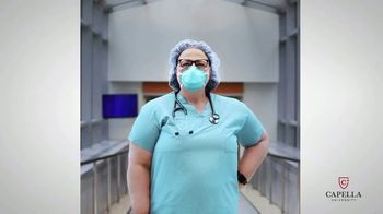Capella University TV Spot, 'Thank You, Nurses: I Can' - Thumbnail 6