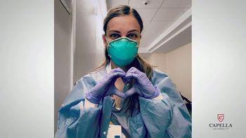 Capella University TV Spot, 'Thank You, Nurses: I Can' - Thumbnail 8