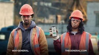 The General TV Spot, 'Buried in Cement' Featuring Shaquille O'Neal - Thumbnail 5