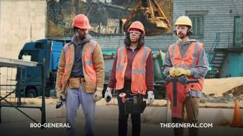 The General TV Spot, 'Buried in Cement' Featuring Shaquille O'Neal - Thumbnail 7