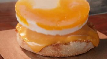 Tim Hortons Double Stacked Breakfast Sandwiches TV Spot, 'Fully Packed' - Thumbnail 4