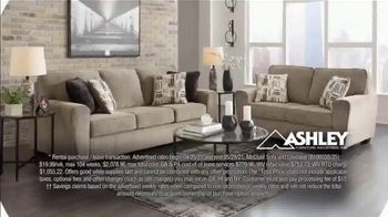 Rent-A-Center Deals for Days TV Spot, 'Ashley Sofa, Bedroom and Smart TV' - Thumbnail 1