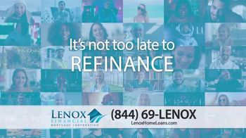 Lenox Financial Mortgage TV Spot, 'Historically Low Rates: There's Still Time' - Thumbnail 1