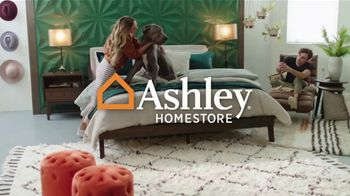 Ashley HomeStore TV Spot, 'Lowest Prices of the Season: Queen Bed and Save $1,000' - Thumbnail 1