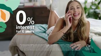 Ashley HomeStore TV Spot, 'Lowest Prices of the Season: Queen Bed and Save $1,000' - Thumbnail 8
