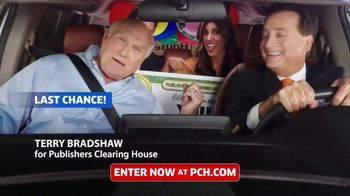 Publishers Clearing House TV Spot, 'Last Chance: 2 Days Left' Featuring Terry Bradshaw - Thumbnail 2