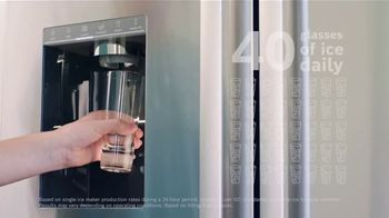 Bosch TV Spot, 'Fast, Fresh Ice and Water' - Thumbnail 5