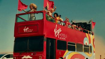 Virgin Hotels TV Spot, 'Us Unstoppable: Now Open' Song by Fritzwa & J. Brodsky - Thumbnail 1