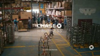 Chase Business Unlimited TV Spot, 'Innovating for Worksman Cycle's Future' - Thumbnail 1