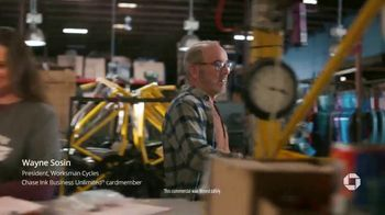 Chase Business Unlimited TV Spot, 'Innovating for Worksman Cycle's Future' - Thumbnail 2