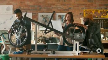 Chase Business Unlimited TV Spot, 'Innovating for Worksman Cycle's Future'
