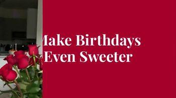 1-800-FLOWERS.COM TV Spot, 'Make Birthdays Even Sweeter' - Thumbnail 3