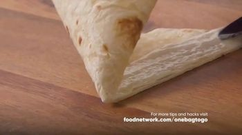 Target TV Spot, 'Food Network: One Bag to Go: Taco Pockets'' - Thumbnail 4