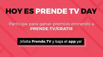 Prende TV TV Spot, 'Hoy es Prende TV day' [Spanish] - Thumbnail 1