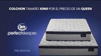 Rooms to Go Venta Del Colchón TV Spot, 'King por un Queen' [Spanish] - Thumbnail 3