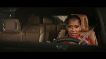 2021 Cadillac Escalade TV Spot, 'Never Stop Arriving' Featuring Regina King, Song by DJ Shadow, Run the Jewels [T1]