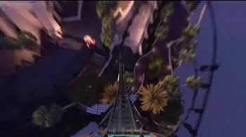Universal Orlando Resort VelociCoaster TV Spot, 'Apex Predator of Coasters' - Thumbnail 5