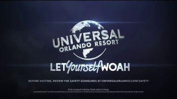 Universal Orlando Resort VelociCoaster TV Spot, 'Apex Predator of Coasters' - Thumbnail 8