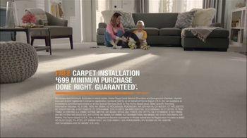 The Home Depot TV Spot, 'Free Carpet Installation: $699' - Thumbnail 10