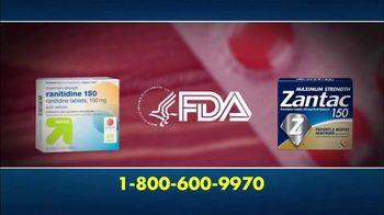 Negligence Network TV Spot, 'Zantac & Ranitidine Lawsuit' - Thumbnail 3