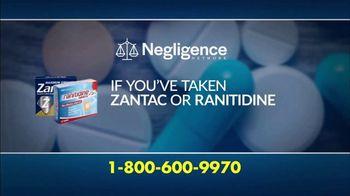 Negligence Network TV Spot, 'Zantac & Ranitidine Lawsuit' - Thumbnail 6