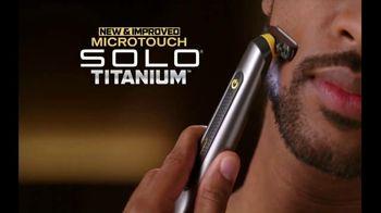 MicroTouch Max Solo Titanium TV Spot, 'Even Better: $29.99'