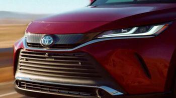 2021 Toyota Venza TV Spot, 'Dear Freedom: Onward' [T2] - Thumbnail 1