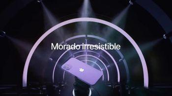 Apple iPhone 12 TV Spot, 'Mmmmm, púrpura' canción de Aubrey Woods [Spanish]
