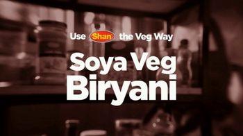 Shan Foods Biryani TV Spot, 'Living on the Veg: Soya Veg Biryani'