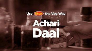 Shan Foods Achar Gosht TV Spot, 'Living on the Veg: Achari Daal'